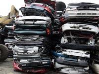 מכוניות גרוטאות גרוטאה רכב / צלם: רויטרס